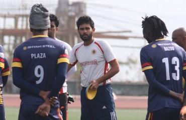 I-League 2017-18: Expect a warm reception from the fans says Khalid Jamil