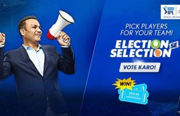 IPL 2018: Virender Sehwag encourages fans to vote for their favourite  IPL 2018 players