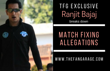 #TFGinterview - Ranjit Bajaj on failed attempts to bribe his players, and match fixing in Indian Football