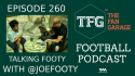 TFG Indian Football Podcast: In conversation with TV Presenter, Football Pundit - Joe Morrison