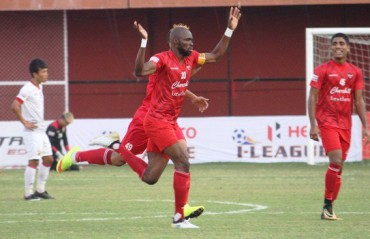 I-League 2017-18 MATCH REPORT -- Recovery for Churchill continues with win against Lajong