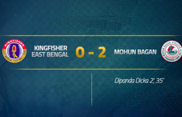 I-League 2017-18 MATCH REPORT -- Myths come to life as Mohun Bagan claim pulsating Kolkata Derby victory