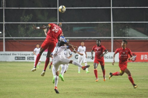 I-League 2017-18: Churchill's late twin-surges help overcome Indian Arrows