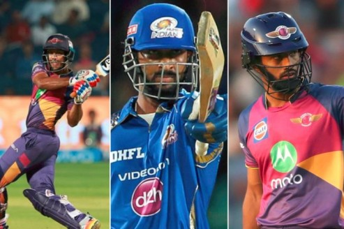 IPL 2018 -- 'Value For Money' Indian players; placed at base price of Rs 40 lacs or less