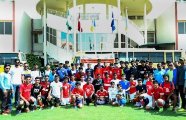 AIFF and SAI to conduct trials for junior national teams in Dubai on January 26