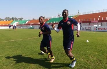 MATCH REPORT: Lajong end NEROCA's nine match unbeaten run with two first half goals