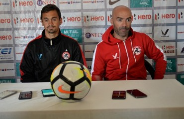 I-League 2017-18: Aizawl coach confident of not dropping points against Mohun Bagan