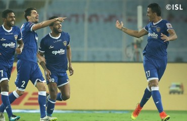 MATCH REPORT: A comeback away win for Chennaiyin over ATK ensures top league position