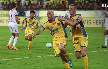 MATCH REPORT: Kerala's fight sees them reverse Dynamo's lead to snatch a home win