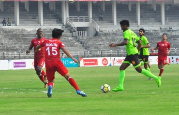 I-League 2017-18 MATCH REPORT: Arjun's last-grasp goal hands Kerala first win at home