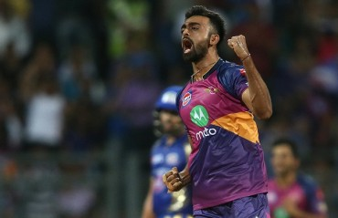 It is indeed surprising that franchises were ready to pay so much for a fast bowler: Jaydev Unadkat