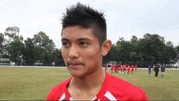 I-League 2017-18: WATCH Bagan's new signing Bimal Magar addressing his first press conference