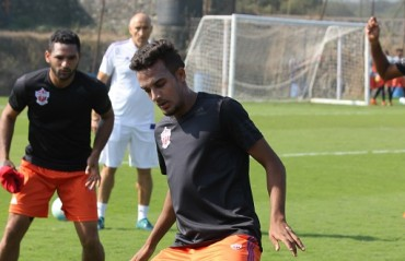 ISL 2017-18: From the academy to the first team -- Pune City's Sahil Panwar shares his story