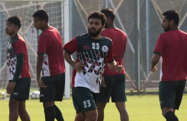 I-League 2017-18: Bagan can still win the league, says winger Nikhil Kadam