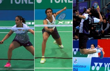 India Open 2018: Sindhu, Saina, Srikanth, Marin lead the march of top guns