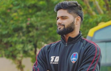 ISL 2017-18: Dynamos keeper Albino Gomes ecstatic on returning to training after months