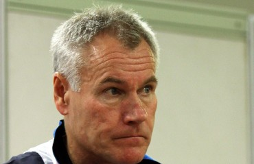 COACH CONTROL: No-nonsense, risk-taker, youth-focused Taylor ready for ISL challenge