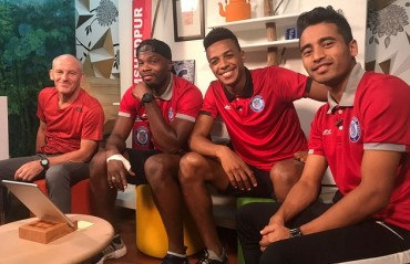 ISL 2017-18: WATCH Jamshedpur FC coach & players engage in a Q&A with fans on Facebook