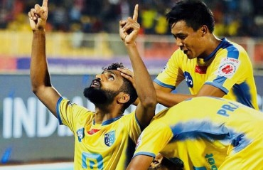 ISL 2017-18:  Vineeth dedicates his goal to his late Uncle