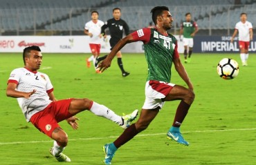 I-League 2017-18 Play-by-Play: Mohun Bagan return to winning ways with 0-3 rout of Lajong