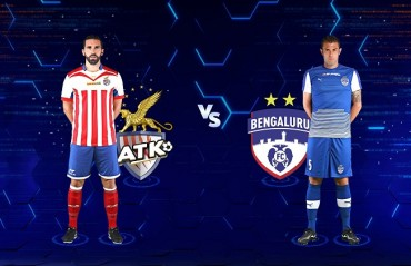 Play-by-Play: ATK have a tough night at home; Ten-man Bengaluru FC beat ATK to extend lead