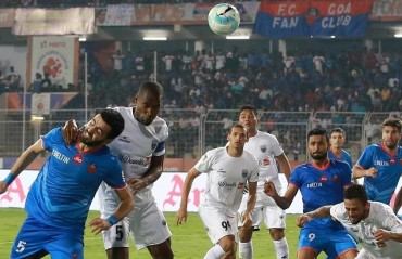 MATCH REPORT: FC Goa's lead cancelled twice by NorthEast United in a high-action game