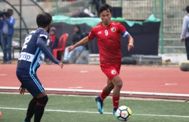 I-League 2017-18: Want to see myself being the best footballer in the country: Lajong' captain Samuel