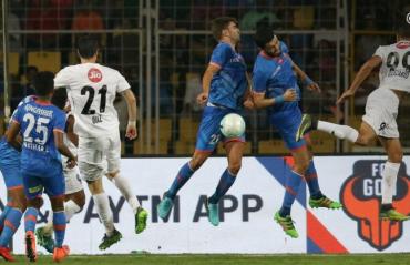 ISL 2017-18: Defensive deficiencies come back to haunt FC Goa's counter attacking display