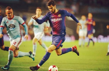 La Liga: Should Barcelona Let Go of Andre Gomes?