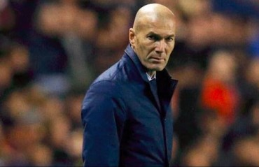 Is Zidane Digging his own Grave?