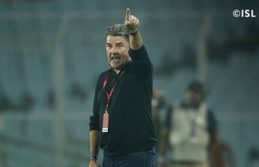 ISL 2017-18: John Gregory felt his side caused problems for themselves