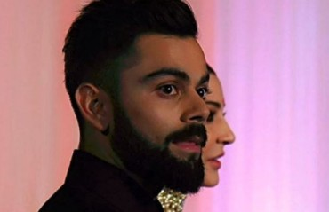 WATCH: Virat Kohli congratulates Aleem Dar on opening a new restaurant in Lahore