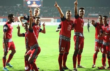 ISL 2017-18: Jamshedpur win narrow past NEUFC via a splendid goal from Priori