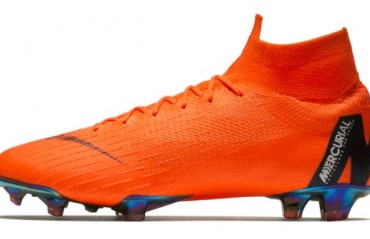 Mercurial Superfly and Vapor 360: Fast by nature