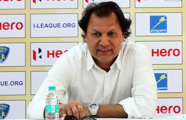 #TFGInterview -- Santosh Kashyap honoured to be new Aizawl coach, wants to turn I-League campaign around