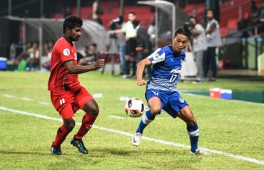 AFC Cup 2018 -- Bengaluru FC ride Semboi's brace to win away goalfest against TC Sports