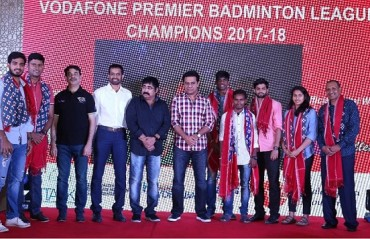 WATCH: Glimpses from Hyderabad Hunters' PBL win anniversary