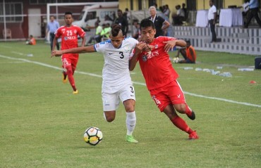 I-League 2017-18: Amarjit rises to the occasion as Arrows beat 10-men Aizawl FC