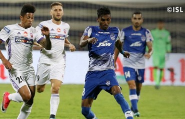 ISL 2017-18: Miku nets in to hold FC Pune City to a draw at home