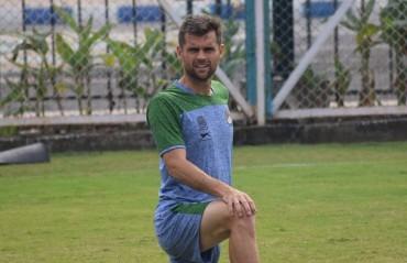 I-League 2017-18: Cameron Watson expresses displeasure regarding match timings