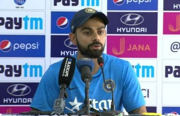 Captain's message: Kohli asks team members to enjoy every game before leaving SA