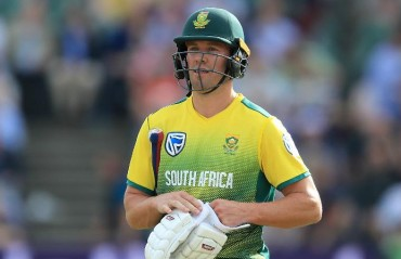 SAvIND: AB de Villiers ruled out of T20I series against India