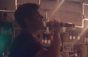WATCH: Karaoke night for shuttler Ajay Jayaram