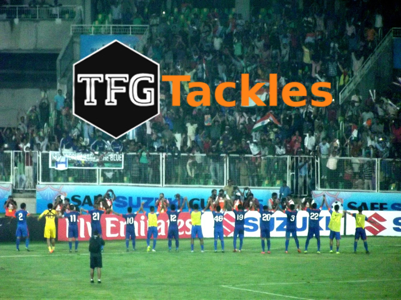 tfg tackles episode 1 super cup i league title race