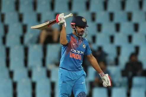 Warming the bench can get to your head: Manish Pandey