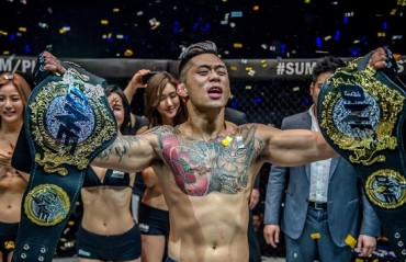 Martin Nguyen feels privileged to share global stage with legend Bibiano Fernandes in Bangkok