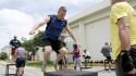 Badminton Fitness Training Part 4: Plyometric Training For Sport Specific Power