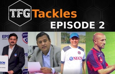 TFG Tackles Ep 2: Movers and Shakers