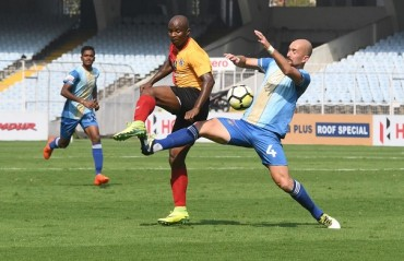 I-League 2017-18: 'Fantastic Four' Dudu brings Red & Golds back on track