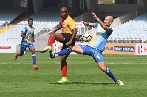 I-League 2017-18: 'Fantastic Four' Dudu brings Red & Golds back on track
